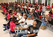 Hành trình đỏ 2018 tiếp nhận hơn 42.000 đơn vị máu cứu người