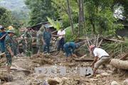 Yên Bái: Huyện Văn Chấn nỗ lực tìm kiếm người mất tích sau mưa lũ