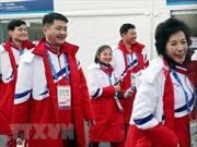 ASIAD 2018: Đội thể thao chung hai miền Triều Tiên mặc đồng phục do Hàn Quốc sản xuất