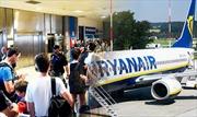 Ryanair hủy 250 chuyến bay do đình công tại Đức
