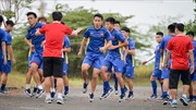 ASIAD 2018: Olympic Việt Nam chọn sân tập mới, nghiên cứu đối thủ