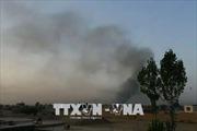 Taliban tấn công doanh trại quân sự Afghanistan lúc nửa đêm, 45 người thiệt mạng