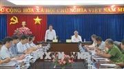 Bình Dương kiến nghị nhiều vấn đề quan trọng với Đoàn công tác phòng chống thiên tai