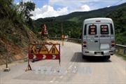 Thông xe các tuyến Quốc lộ, tỉnh lộ qua Thanh Hóa, Nghệ An bị chia cắt do sạt lở