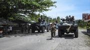Đánh bom tại miền Nam Philippines, 35 người thương vong