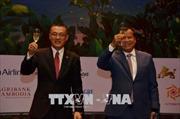 Đại sứ quán Việt Nam tại Campuchia tổ chức chiêu đãi kỷ niệm Quốc khánh 2/9