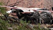 Rơi trực thăng quân sự tại Ethiopia, 18 người thiệt mạng