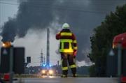Cháy lớn nhà máy lọc dầu Đức, hơn 2.000 người sơ tán