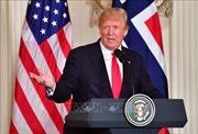 Tổng thống Mỹ cảm ơn nhà lãnh đạo Triều Tiên Kim Jong-un