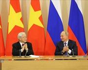Tổng Bí thư Nguyễn Phú Trọng gửi Điện cảm ơn Tổng thống Vladimir Putin