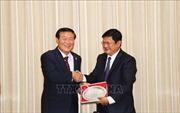 TP Hồ Chí Minh đẩy mạnh hợp tác văn hóa, thể thao và du lịch với tỉnh Gangwon, Hàn Quốc