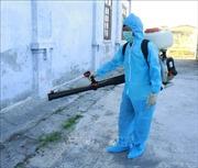 Xuất hiện ổ bệnh sốt xuất huyết đầu tiên tại vùng lũ Thạch Thành, Thanh Hóa