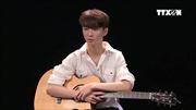 Thần đồng guitar Hàn Quốc lưu diễn ở Việt Nam