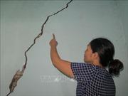 Cam kết đền bù cho các hộ dân Phú Yên bị nứt nhà do thi công Quốc lộ 1