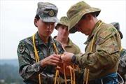 Trung Quốc và Australia tiến hành tập trận chung Pandaroo 2018