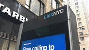 Mạng lưới wifi miễn phí giúp cải thiện chất lượng sống của người dân New York