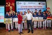 Tuyên dương Đội tuyển Điền kinh Việt Nam về những thành tích tại ASIAD 2018