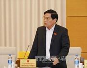 Thành lập 2 Đoàn giám sát của Ủy ban Thường vụ Quốc hội