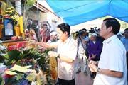 Tỉnh Thái Nguyên thăm hỏi gia đình các nạn nhân vụ trọng án 7 người thương vong