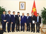 Cam kết đồng hành và tạo điều kiện để các nhà đầu tư nước ngoài thành công tại Việt Nam