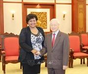Tổng Bí thư Nguyễn Phú Trọng: Việt Nam sẵn sàng chia sẻ với Cuba kinh nghiệm đổi mới