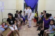 347 học sinh tiểu học nghi ngộ độc thực phẩm ở Ninh Bình đã xuất viện