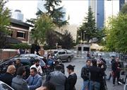 Tổng thống Pháp đánh giá vụ mất tích của nhà báo Khashoggi là 'rất nghiêm trọng'