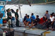 Nghệ An: Cứu nạn thành công tàu cá cùng 18 thuyền viên bị nạn trên biển