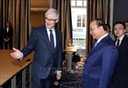 Thủ tướng Nguyễn Xuân Phúc mong muốn mở rộng hợp tác giữa Việt Nam với vùng Flanders và Wallonie