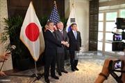 Mỹ - Nhật - Hàn tiếp tục hợp tác trong vấn đề Triều Tiên