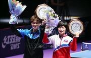 Hàn Quốc, Triều Tiên lập các đội tuyển bóng bàn chung