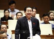 Bộ trưởng Lê Vĩnh Tân: Sau kỳ Quốc hội này sẽ không thực hiện bổ nhiệm chức danh 'hàm'