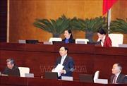 Thông cáo số 12 Kỳ họp thứ 6, Quốc hội khóa XIV