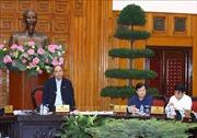 Thủ tướng Nguyễn Xuân Phúc: Để xảy ra tiêu cực trong các dự án thiên tai là tội ác