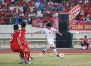 AFF Suzuki Cup 2018: Đội tuyển Việt Nam liên tục dồn ép các cầu thủ Lào