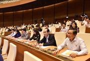 Thông cáo số 17, Kỳ họp thứ 6 Quốc hội khóa XIV