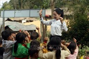 Chuyện về các cô giáo cắm bản nơi 'đỉnh trời' Pú Vang