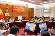 Bình Thuận họp khẩn ứng phó với bão số 9