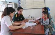 Bệnh xá quân y - nơi chăm sóc sức khỏe tin cậy của đồng bào vùng biên