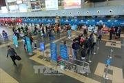Hành khách qua cảng hàng không vượt ngưỡng 100 triệu lượt