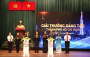 Bí thư Thành ủy Nguyễn Thiện Nhân dự lễ phát động Giải thưởng Sáng tạo TP Hồ Chí Minh