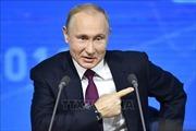 Lời đáp trả đanh thép của nước Nga