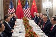 Mỹ - Trung lên sẽ đàm phán thương mại vào đầu tháng 1/2019