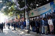 Tổng tuyển cử tại Bangladesh: Thủ tướng đương nhiệm Hasina tiến tới chiến thắng