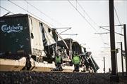 22 người thương vong trong vụ tai nạn tàu hỏa nghiêm trọng tại Đan Mạch