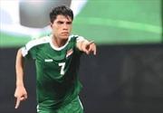 Asian Cup 2019: Iraq mất tiền vệ chủ chốt trước trận gặp Việt Nam