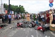Vụ tai nạn đặc biệt nghiêm trọng ở Long An: Tài xế xe đầu kéo dương tính với heroin