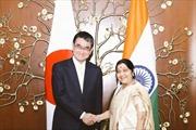 Ấn Độ - Nhật Bản đối thoại chiến lược lần thứ 10