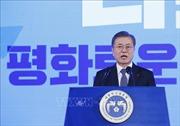 Tổng thống Hàn Quốc kêu gọi Triều Tiên đẩy nhanh tiến trình phi hạt nhân hóa
