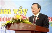 Phó Chủ tịch Quốc hội Phùng Quốc Hiển: Chăm lo tốt hơn đời sống vật chất, tinh thần cho người lao động